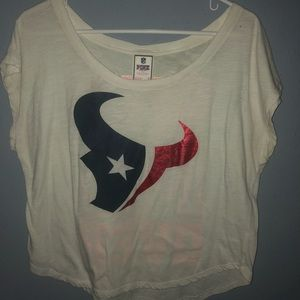Victoria's Secret Texans shirt Medium